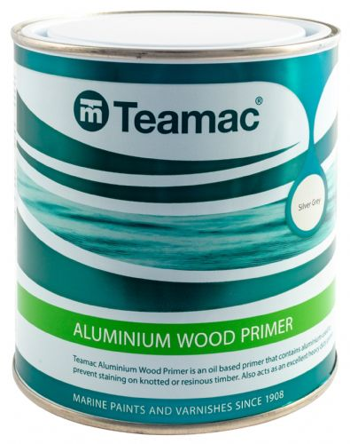 Teamac Aluminium Wood Primer Yacht and Boat